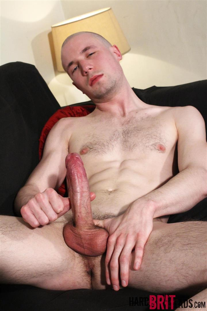 Gay man jerk off