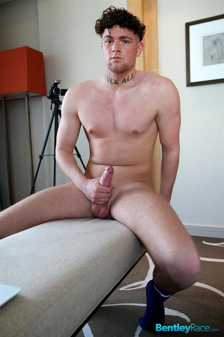 Bentley-Race-Brock-Wyman-Young-Beefy-German-With-A-Big-Uncut-Cock-Masturbation-Amateur-Gay-Porn-14 22 Year Old Straight Beefy German Hunk Stroking His Big Uncut Cock