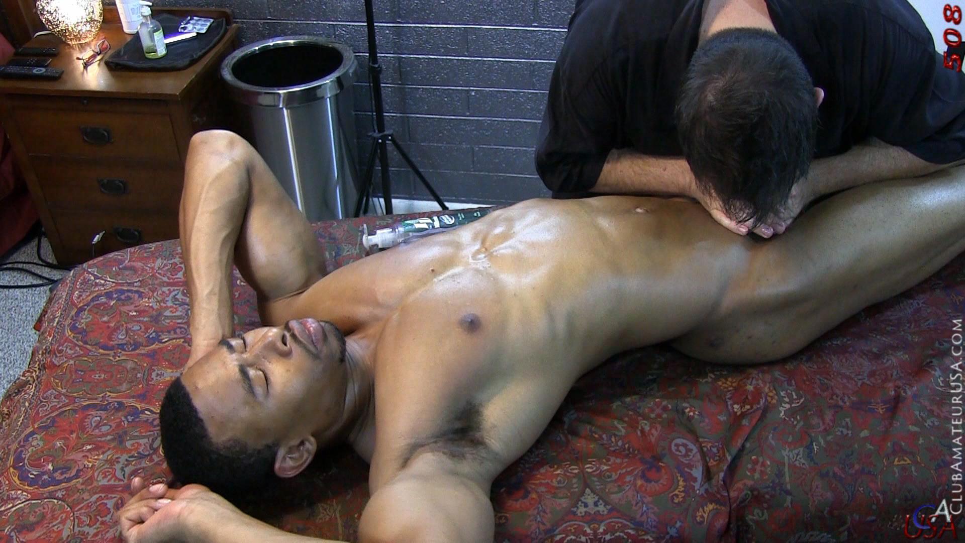 massage dick Black gay