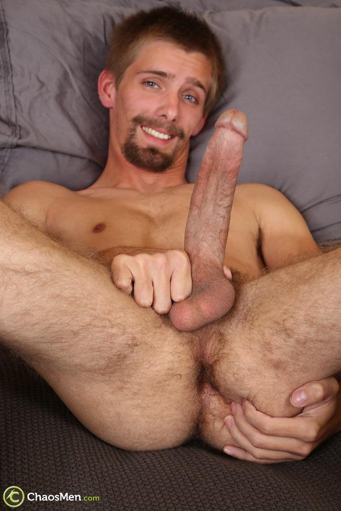 "Chaosmen Augustine Straight Guy With A Big Horse Cock Amateur Gay Porn 29 Skinny Redneck With A Hairy Ass Stroking His 10"" Cock"