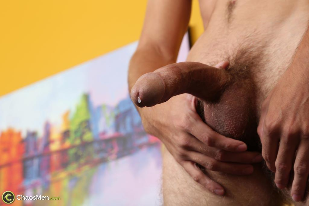 "Chaosmen Augustine Straight Guy With A Big Horse Cock Amateur Gay Porn 38 Skinny Redneck With A Hairy Ass Stroking His 10"" Cock"