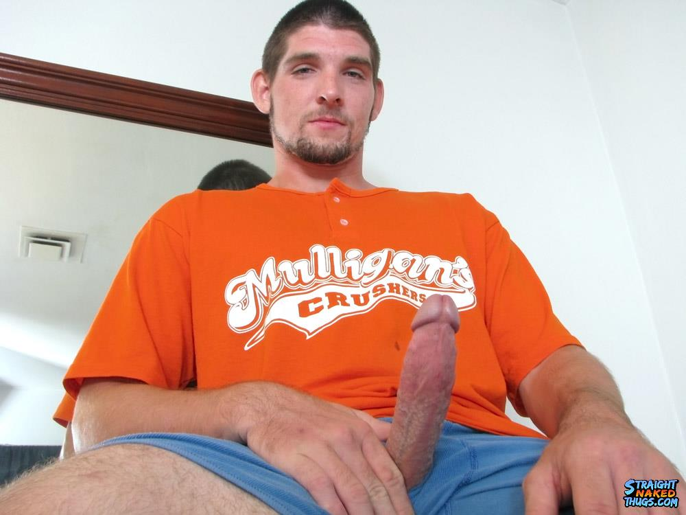 Straight Naked Thugs Tim Hurley Naked Redneck Stroking Big Cock Amateur Gay Porn 02 Straight Naked Redneck Jerking His Thick Cock