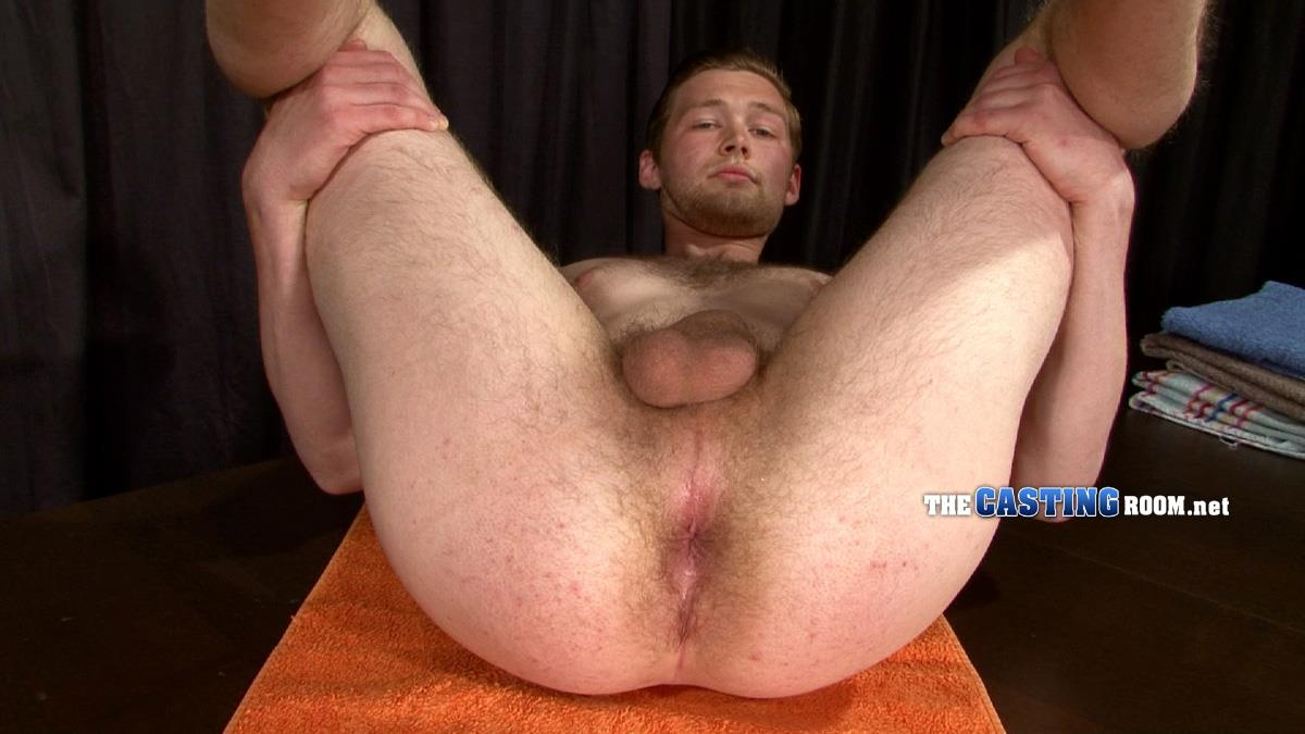 Casting Straight Plowed In Butthole
