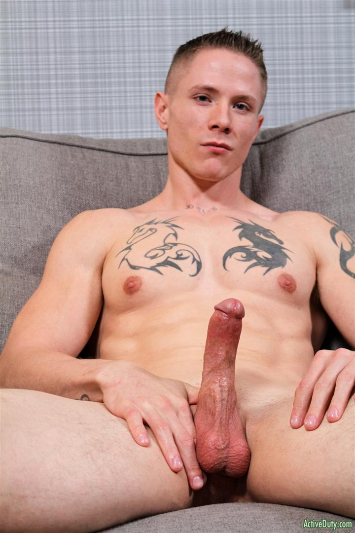 ActiveDuty-Guy-Houston-Naked-Army-Guy-Jerking-Off-Amateur-Gay-Porn-07 Straight Army Soldier Auditions For Gay Porn And Blows A Load
