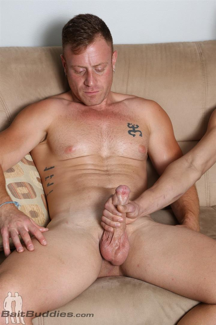 Bait Buddies Saxon and Javier Cruz Straight Ginger With Thick Cock Amateur Gay Porn 22 Straight Beefy Ginger Fucks His First Man Ass For Cash