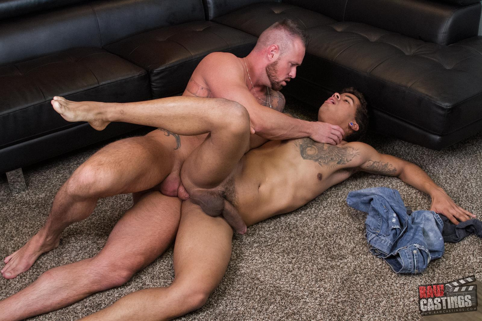 Raw Castings Diego Diaz Bareback Gay Porn Audition Video 15 Getting Barebacked During A Gay Porn Audition