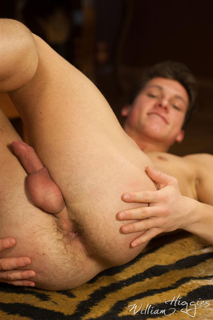 William-Higgins-Igor-Tenar-Czech-Muscle-Boy-With-A-Big-Uncut-Cock-12 Czech Muscle Boy Plays With His Hairy Ass And Uncut Cock