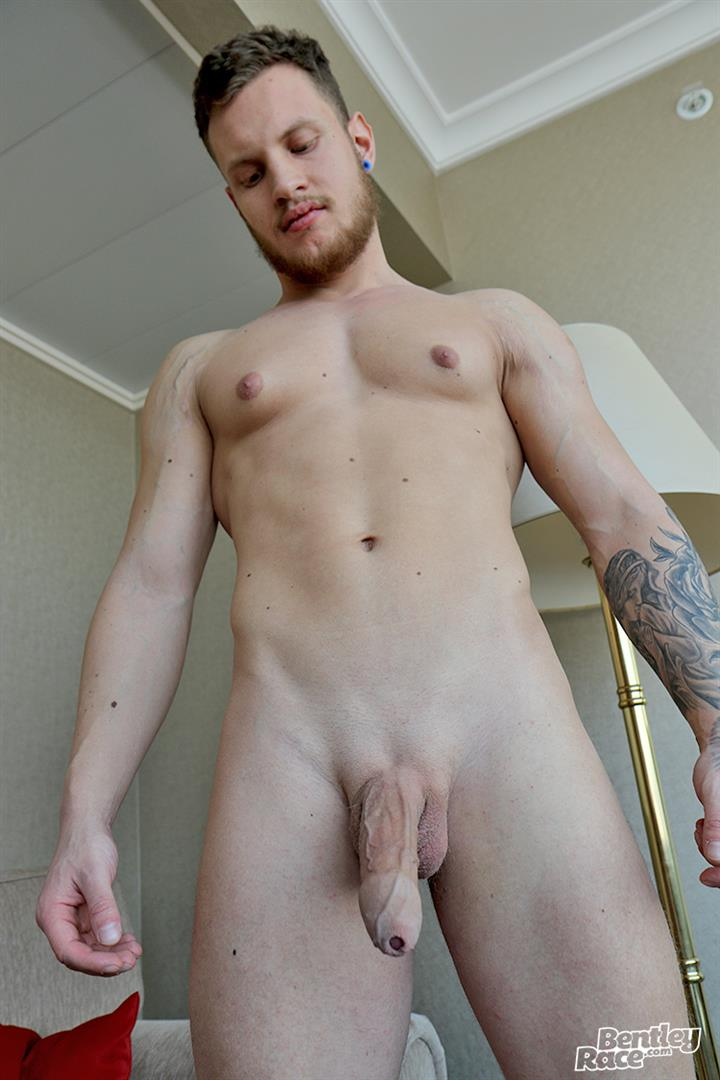 Bentley-Race-Christiano-Szucs-Big-Uncut-Hungarian-Cock-17 Bisexual Hungarian Boy Strokes His Fat Uncut Cock