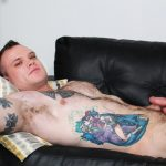 Active Duty Cody Smith Army Hairy Muscle Guy Jerking Off Big Dick 11 150x150 Hairy Tatted Muscle Army Soldier Jerking His Cock