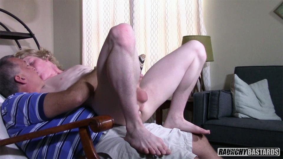 Raunchy Bastards Robby Aspen Twink Gets Bareback Fucked 18 Dumb Blonde Twink Gets Barebacked At A Porn Audition