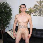 Active-Duty-Woody-Johnson-Naked-Military-Guy-Jerking-Off-Big-Cock-10-150x150 Soldier Auditions For Gay Porn And Strokes A Big Load Out