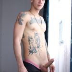 Latino-Guys-Porn-Olaf-Big-Uncut-Cock-Masturbation-Video-1-150x150 Tatted Up Young Latino Stud Jerks His Big Uncut Cock