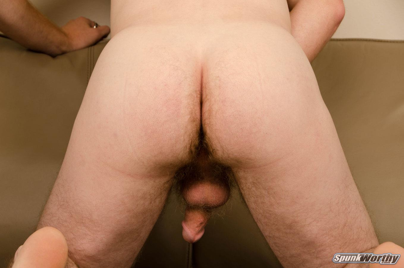 SpunkWorthy-Vance-Naked-Marine-With-A-Thick-Cock-Jerking-Off-11 Tall Straight Marine Jerks Off On Camera For The First Time